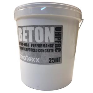 Высокопрочный бетон EccoTexx BETON UHPFRC M750