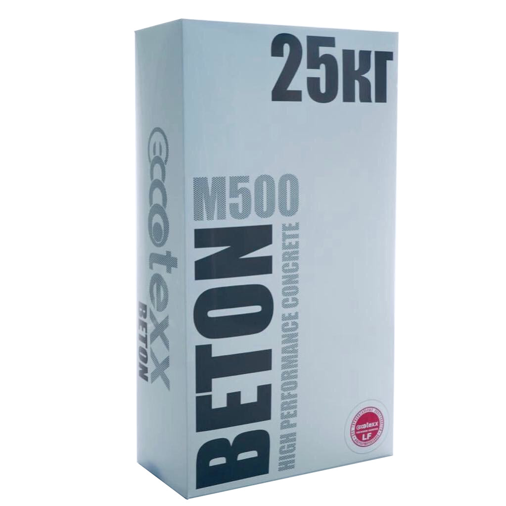 Ремонтная смесь EccoTexx BETON M500 LF