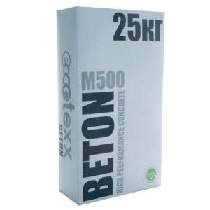 Ремонтная смесь EccoTexx BETON M500 T