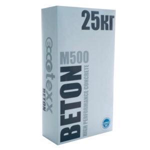 Ремонтная смесь EccoTexx BETON M500 TF