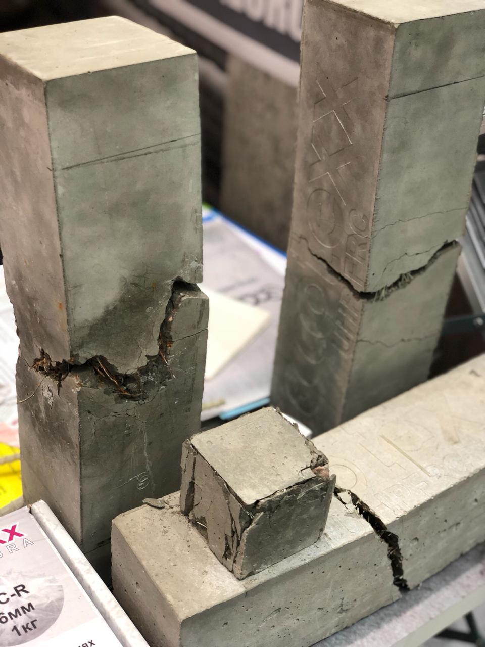Высокопрочный бетон EccoTexx